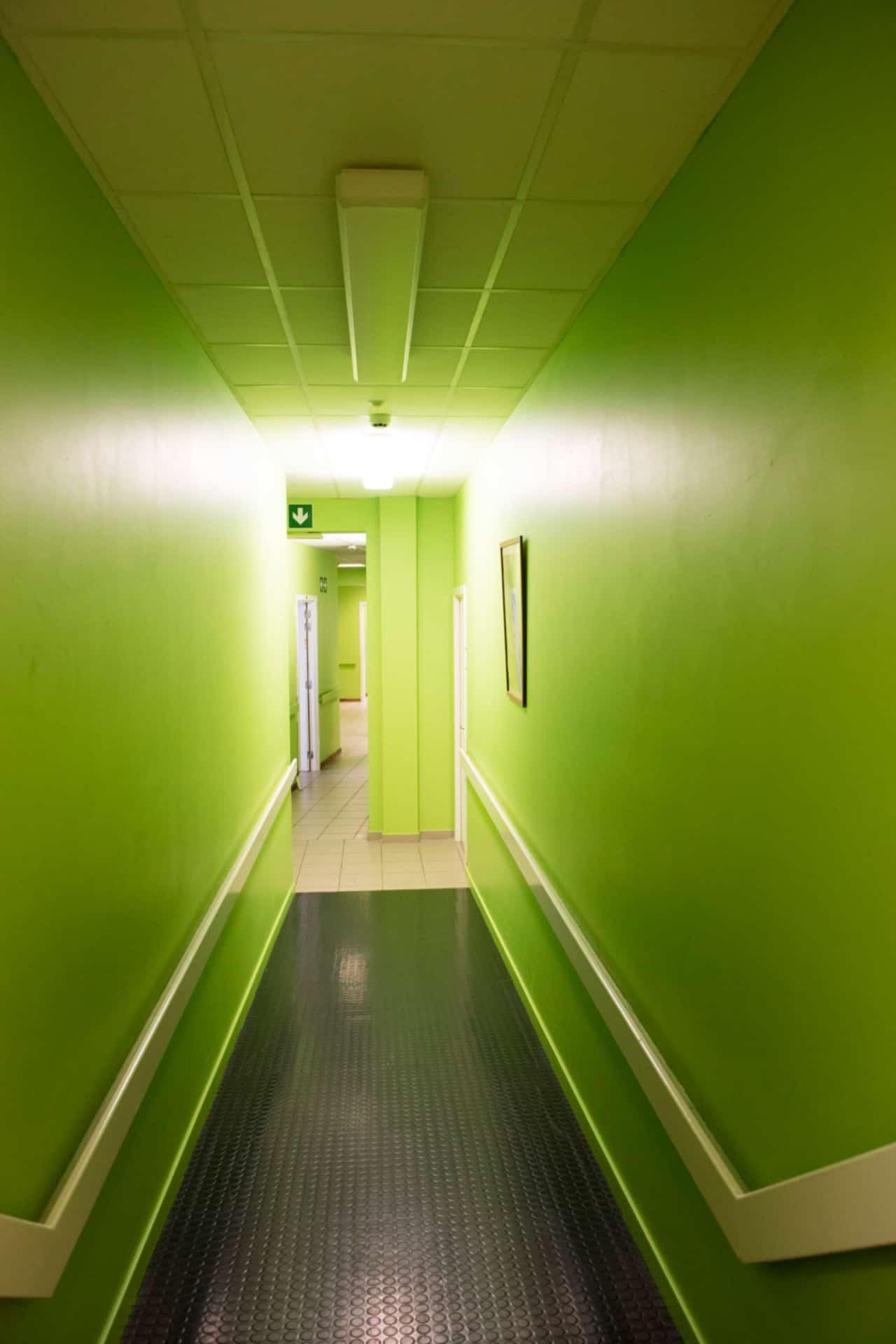 couloir vert